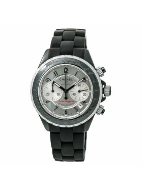 bc751596c13adf Product Image Pre-Owned Chanel J12 H2039 Ceramic Watch (Certified Authentic  & Warranty)