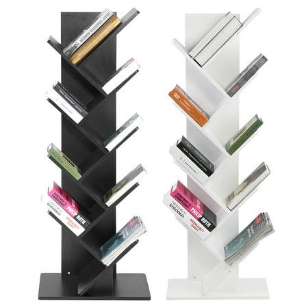 pin bookcase windswept shelf shelves and tree oak