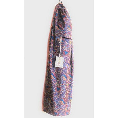OMSutra Saree Fabric Yoga Mat Bag