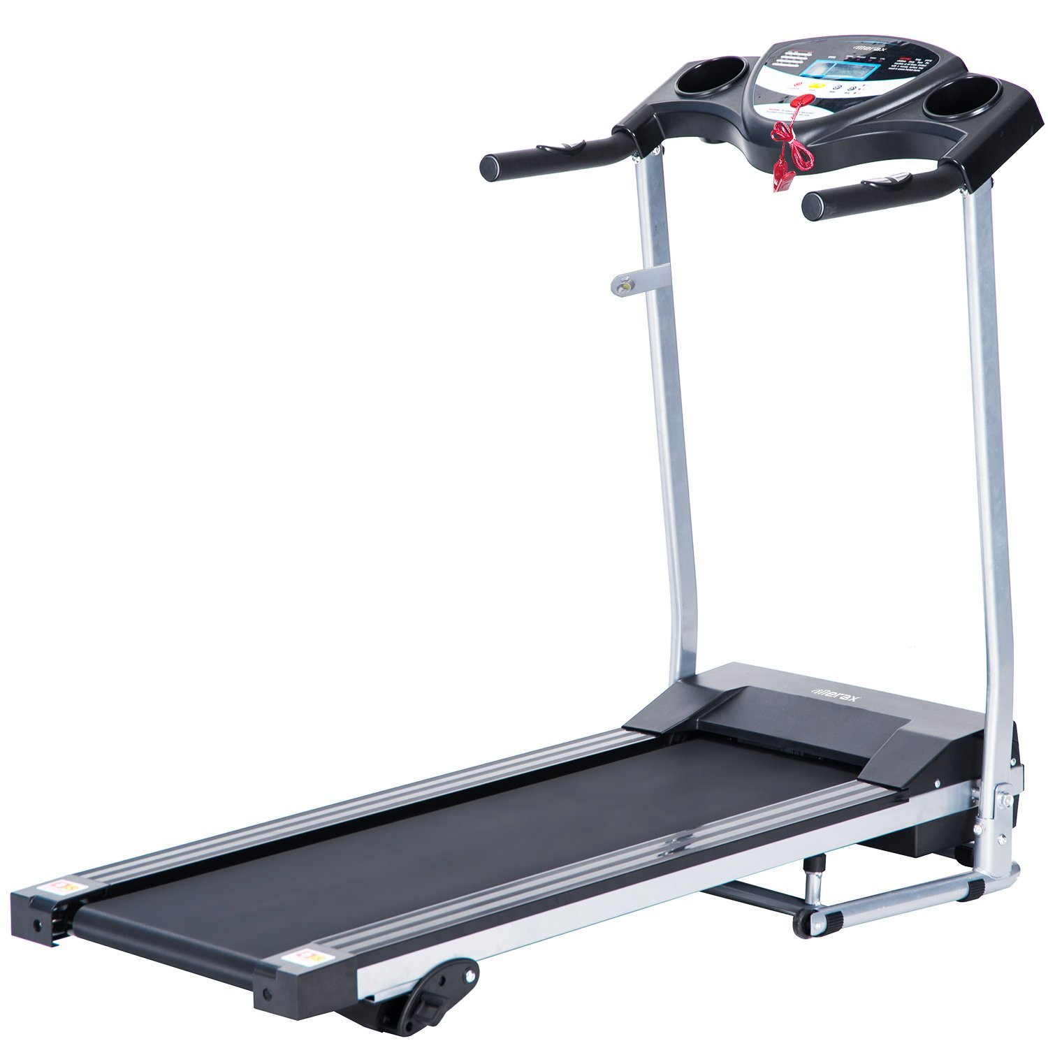 Merax JK1603E Folding Electric Treadmill Motorized Running Machine