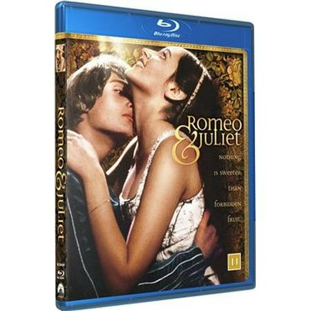 Romeo & Juliet ( 1968 ) ( Romeo e Giulietta (Romeo and Juliet) ) [ Blu-Ray, Reg.A/B/C Import - Sweden ]](Halloween 1968)