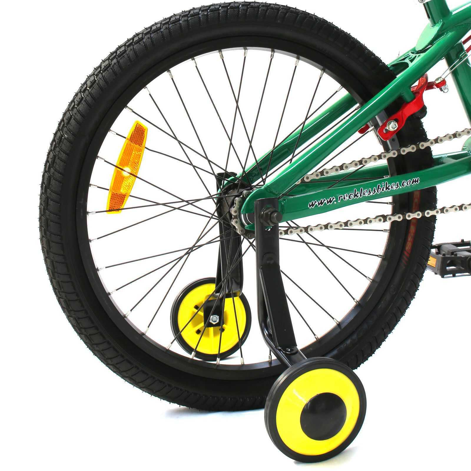 "Kids Bicycle Bike Training Wheels 20"""