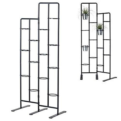 Vertical Metal Plant Stand 13 Tiers Display Plants Indoor Or