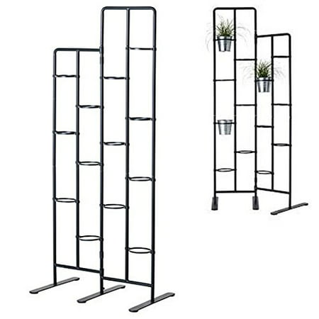 Vertical Metal Plant Stand 13 Tiers Display Plants Indoor Or Outdoors On A Balcony Patio Garden Or Use As A Room Divider Or Vertical Garden Inside Your Home