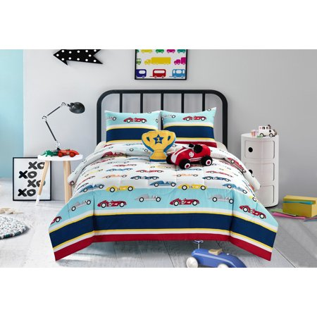 Heritage Club Kids Race Car Comforter Set Charter Club Vail Comforter