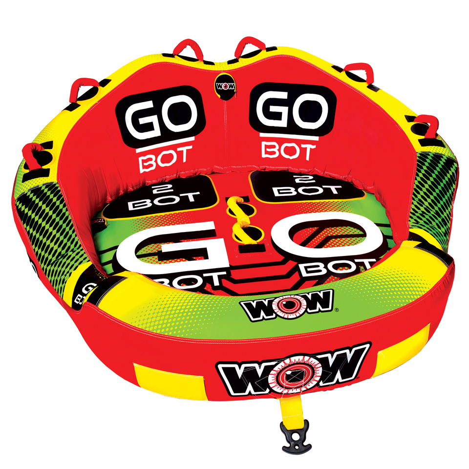 WOW Sports 18-1040 Go Bot 2P