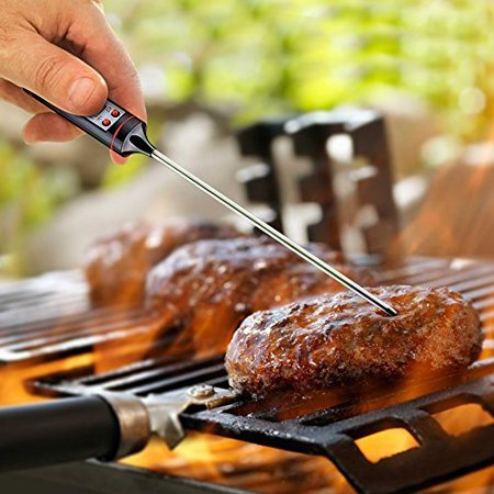 Best Outdoor and Barbeque Meat Thermometer Instant -Meat