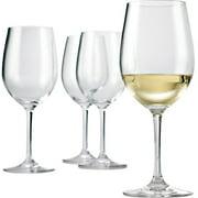 Indoor/Outdoor Chardonnay Wine Glasses (Set of 4)