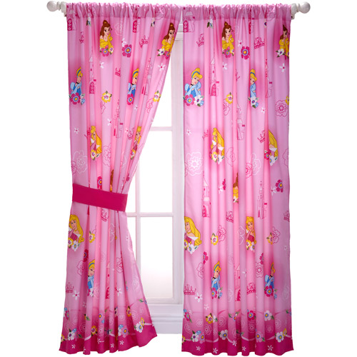 Disney Princess - Window Panels, Set of 2