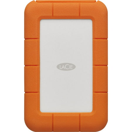 Lacie STFR2000403 Seagate Lacie Rugged Secured 2tb Usb-c Portable Hard Drive