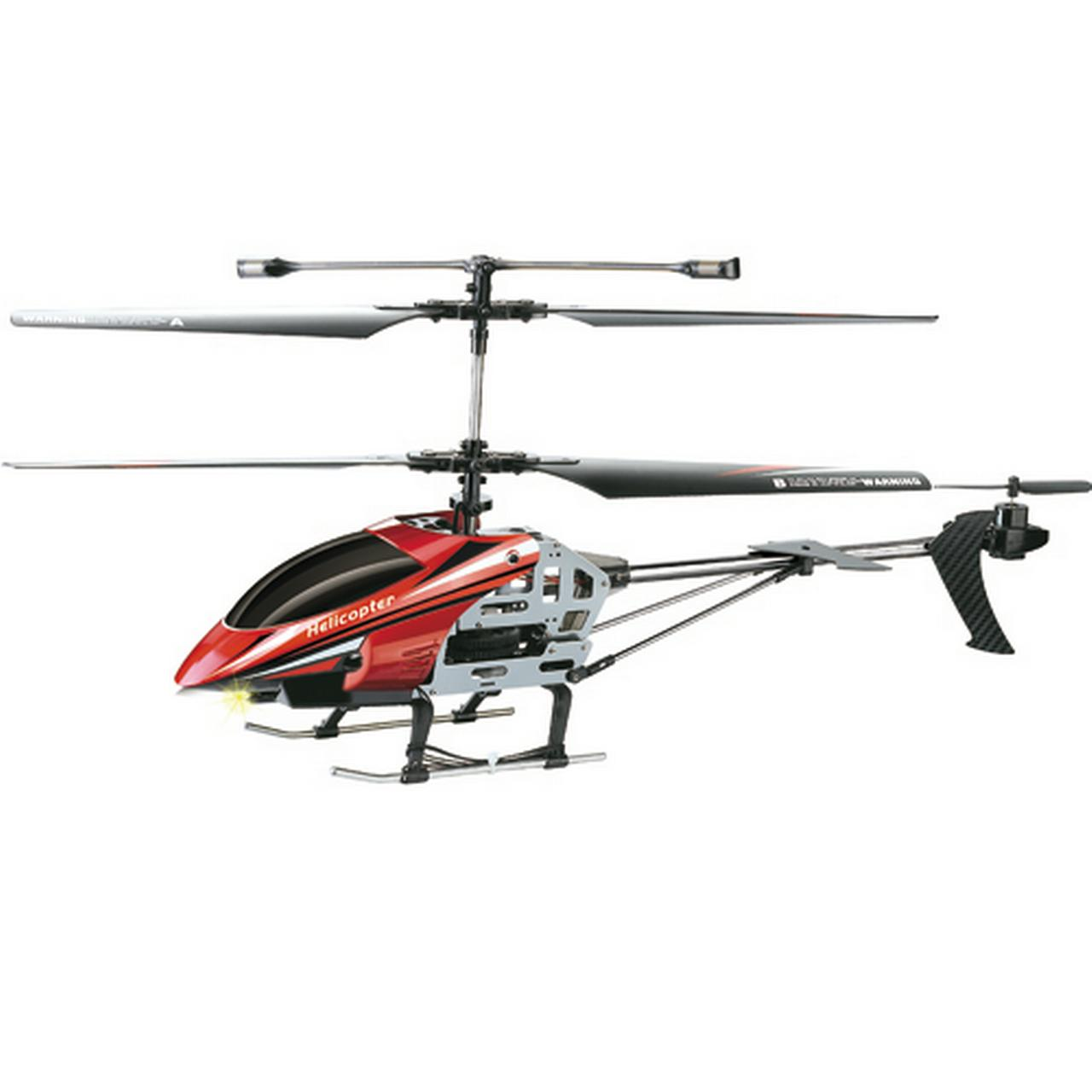 """Odyssey ODY352R Quantum 18"""" Gyro Helicopter (Red)"""