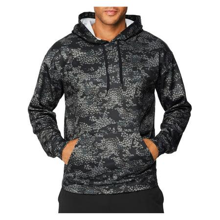 - Hanes Sport Men's Performance Fleece Pullover Hoodie