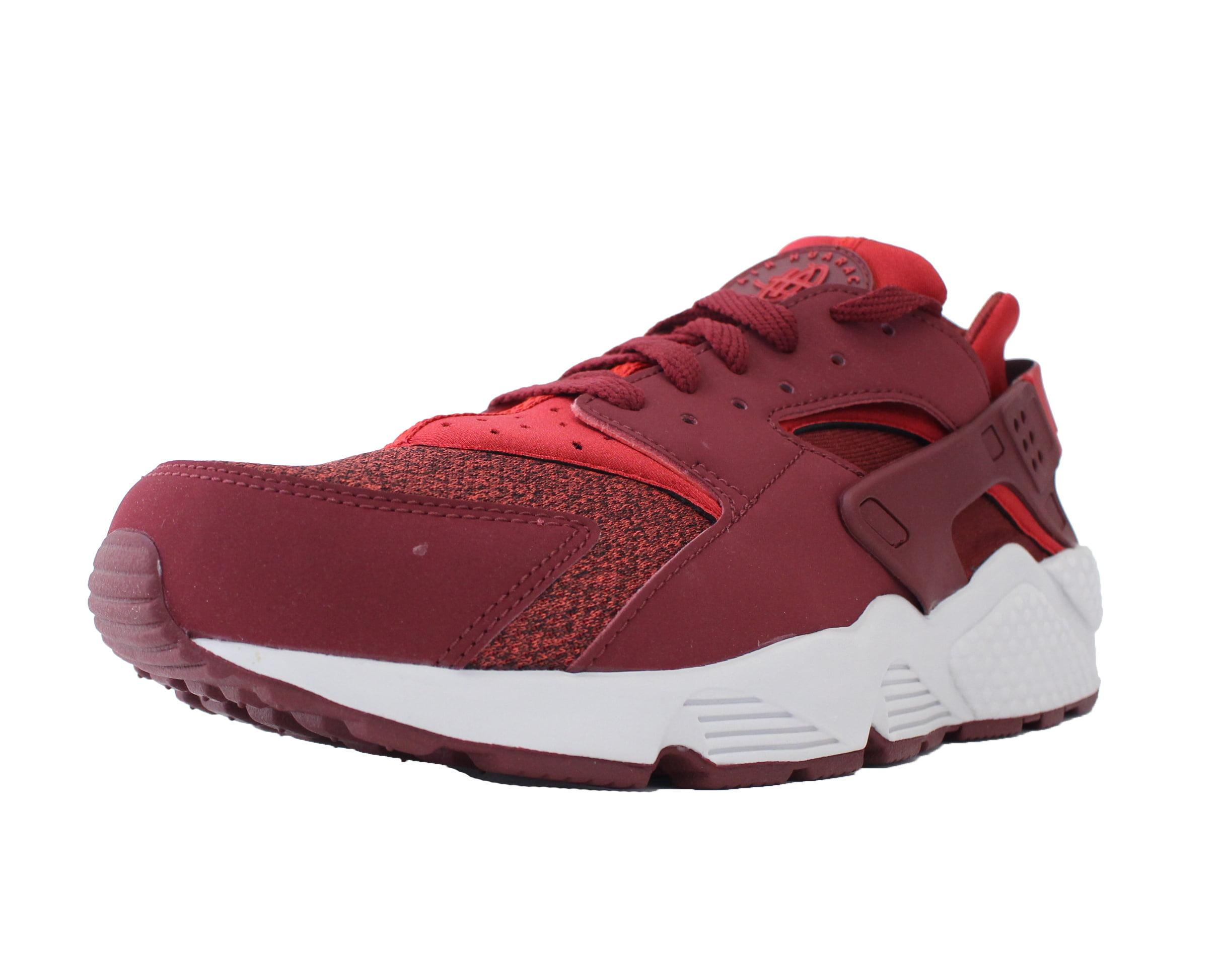 sale retailer ed52d fd2e8 ... australia nike air huarache run sz 9.5 university team red running shoes  a8de8 91cb9