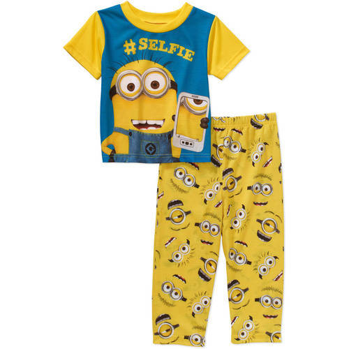 Baby Toddler Boy Despicable Me Pajama Set