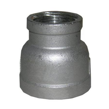 LARSEN SUPPLY CO. INC. 32-2805 1/2x3/8 Stainless Steel Bell Reducer