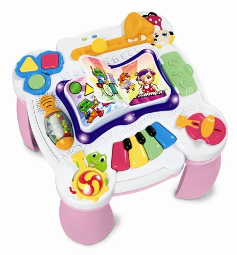 LeapFrog Learn & Groove Musical Table Pink by LeapFrog