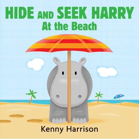 Hide and Seek Harry at the Beach](Halloween Hide N Seek)