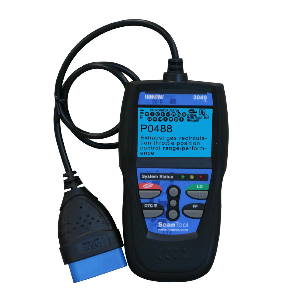 Innova 3040 OBD2 Scan Tool with Live Data