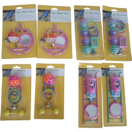 (2 Pack) Plastic Bird Toy, - Water Bird Toy
