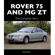 Rover 75 and MG ZT - eBook