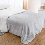 Langria Soft Cozy Throw Blanket For Sleeping All Season Super Warm Sherpa Sofa Bed Throws