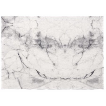 DAY DRAP Material Collection Marble Placemats for Dinner Table, Stain-Resistant, Non-Slip Dining Place Mats, 8 pieces