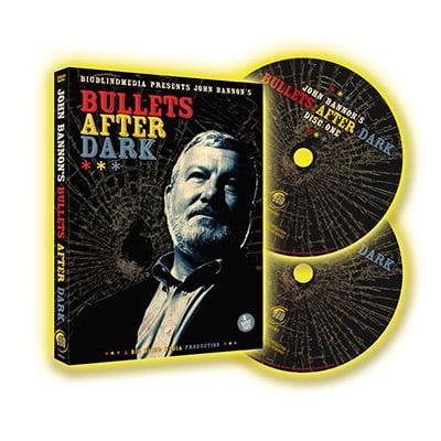 Bullets After Dark  2 Dvd Set  By John Bannon   Big Blind Media   Dvd