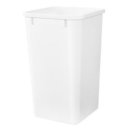 Rev A Shelf Plastic 6 75 Gallon Trash Can Walmart Com