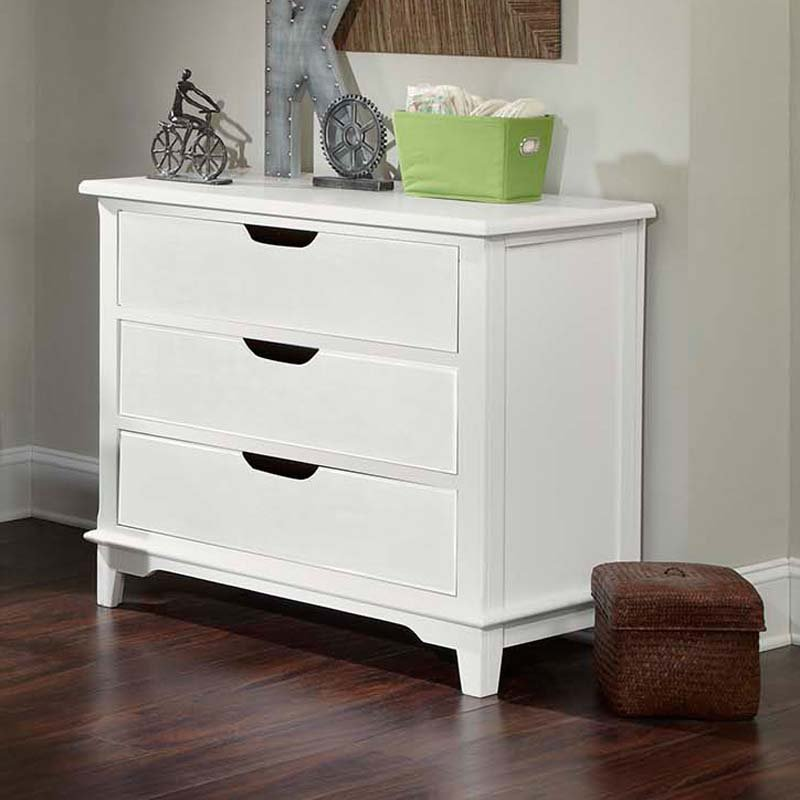 Westwood Design Imagio Baby Midtown 3 Drawer Dresser - White