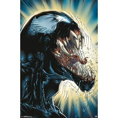 Trends International Venom Darkness Wall Poster 22.375