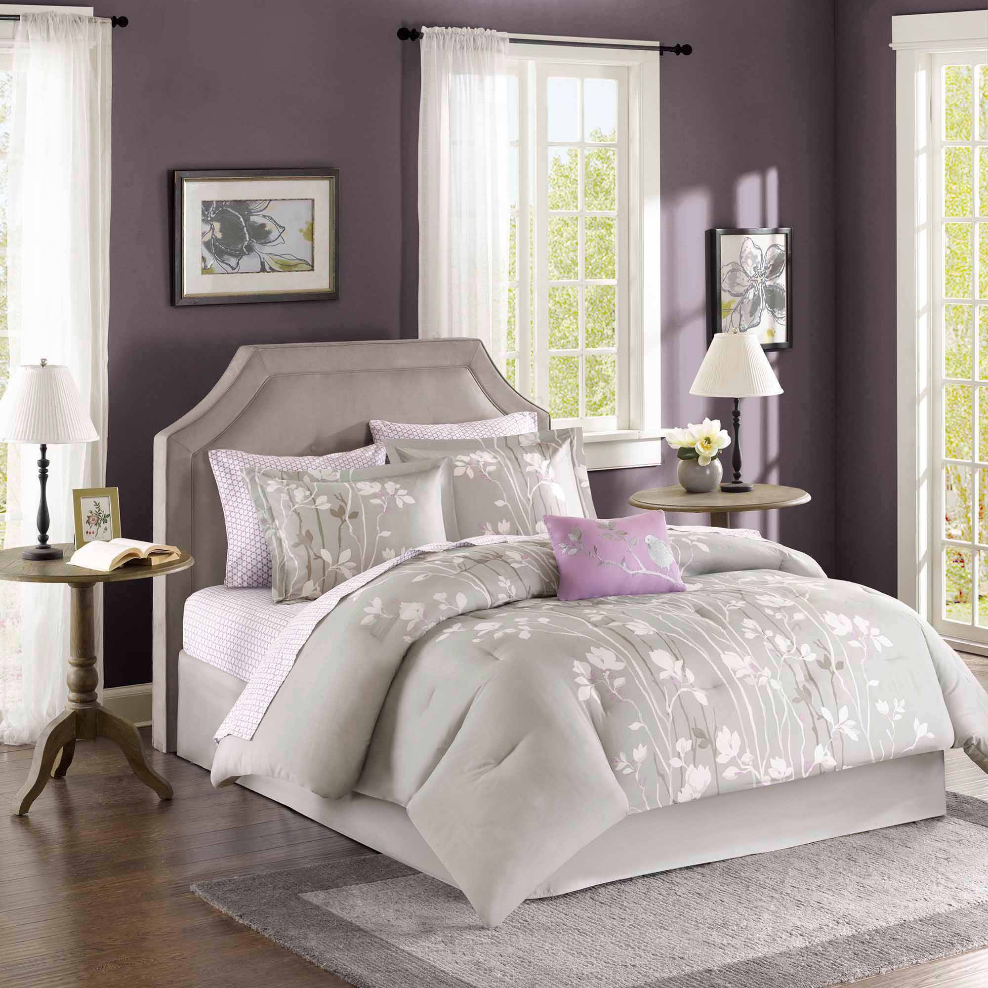 Home Essence Holly Complete Bed Set