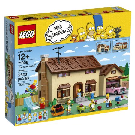 LEGO The Simpsons The Simpsons House (71006)