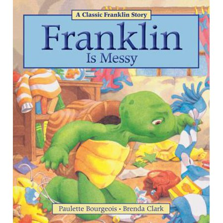 Franklin Covey Pda (Franklin Is Messy (Paperback))