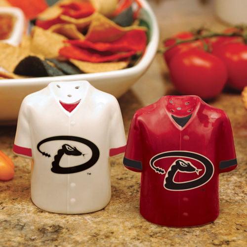 Arizona Diamondbacks Gameday Ceramic Salt & Pepper Shakers - No Size