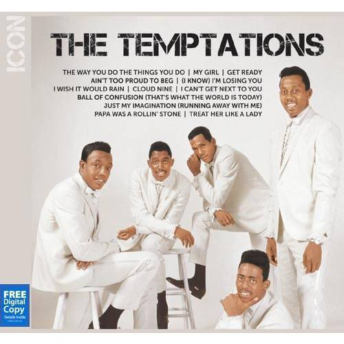 Icon Series: The Temptations (Free Digital Copy)