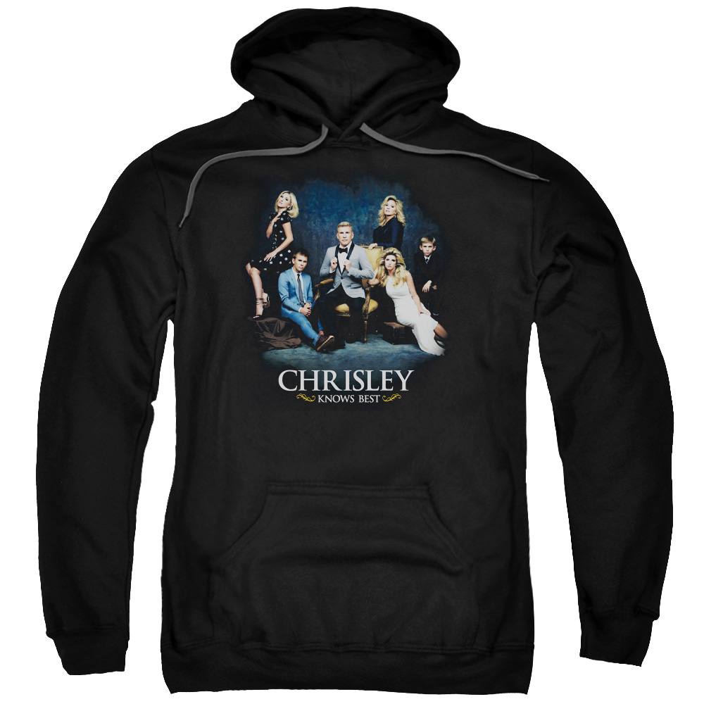 Chrisley Knows Best Men's  Class Hooded Sweatshirt Black