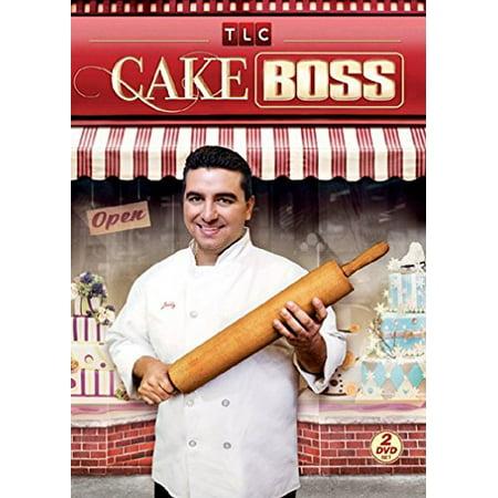 Cake Boss Collection (Seasons 1-5) - 18-DVD Box Set ( Cake Boss - Baker's Gift Set ) ( Cake Boss (124 Episodes) ) [ NON-USA FORMAT, PAL, Reg.4 Import - Australia (Cake Boss Next Great Baker Full Episodes)