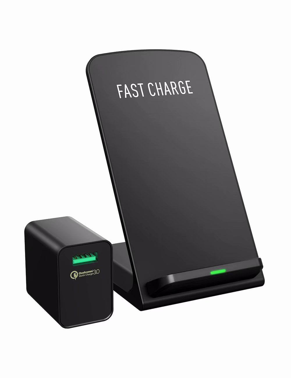 Seneo Wireless Charger Seneo Qi Certified 10w Fast