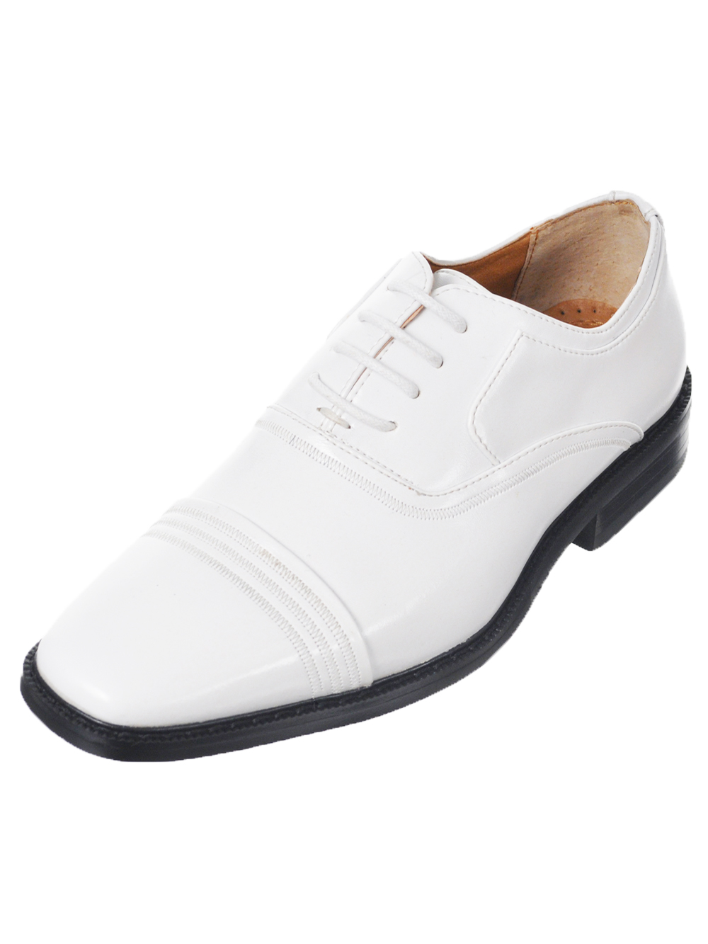"Stacy Adams Boys' ""Bingham"" Dress Shoes (Youth Sizes 13 7) by Stacy Adams"
