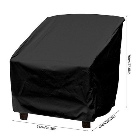 Garosa Waterproof Dust-proof Furniture Chair Sofa Cover Protection Garden Patio Outdoor, Sofa Protection - image 4 of 6