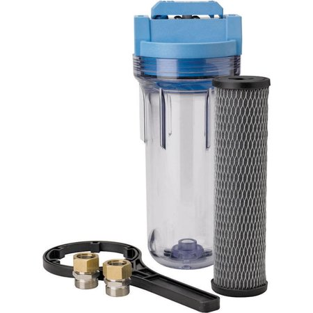 Omnifilter U25 Water Filter Housing  15 1 2 In L X 6 1 4 In W  5 U