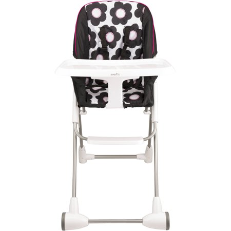 Evenflo Symmetry Flat Fold High Chair  Marianna