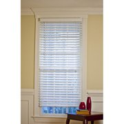 Better Homes And Gardens 2 Faux Wood Window Blinds White