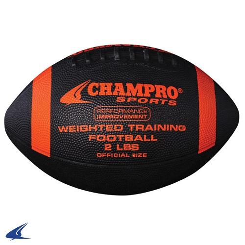 CHAMPRO Weighted Football Intermediate