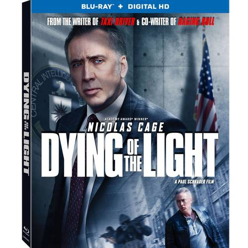Dying Of The Light (Blu-ray + Digital HD) (With INSTAWATCH)