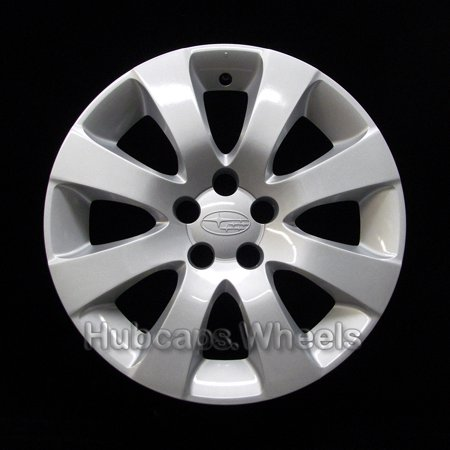OEM Genuine Hubcap for Subaru Impreza 2008-2011 Single 16-in Wheel Cover Professionally Refinished Like New ()