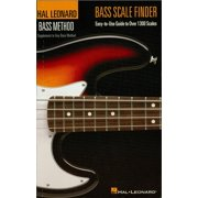 Bass Scale Finder (Music Instruction) - eBook