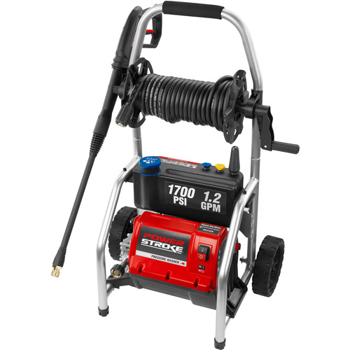 powerstroke pressure washer powerstroke 1700 psi electric pressure washer walmart 10648