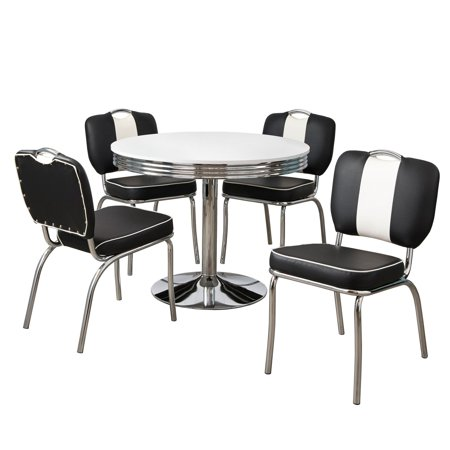 Target Marketing Systems Raleigh 5 Piece Dining Table Set ()