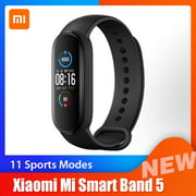 Xiaomi Mi Band 5 Fitness Tracker Smart Watch Wristband Dynamic Color AMOLED Screen 11 Sports Modes Smart Bracelet Magnetic Charge Bluetooth 5.0 Sports Health Activity Tracker